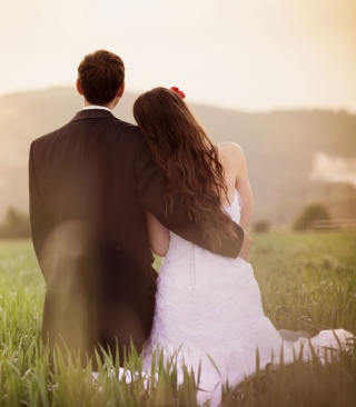 Wedding Day Wallpaper for iPhone 6 Plus