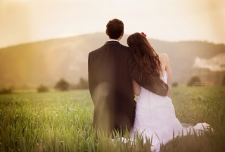 Wedding Day Wallpaper for Android, iPhone and iPad