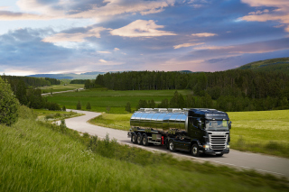 Scania R-Series Wallpaper for Android, iPhone and iPad