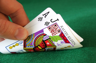Blackjack Casino Game papel de parede para celular para Samsung Galaxy S6 Active
