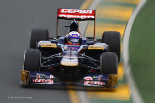 Toro Rosso Melb 2012 Background for Android, iPhone and iPad