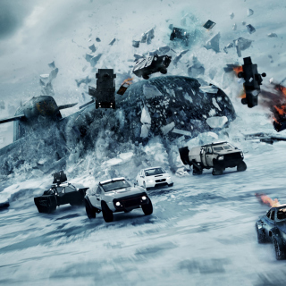 The Fate of the Furious 2017 Film - Obrázkek zdarma pro 320x320