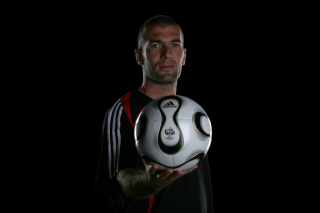 Free Zinedine Zidane Picture for 1400x1050