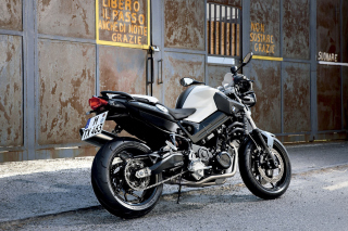 BMW F800R Background for Android, iPhone and iPad