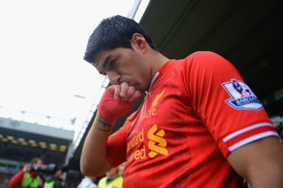 Luis Suarez, Liverpool Background for Android, iPhone and iPad