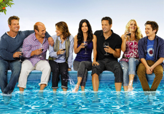 Free Cougar Town Picture for Android, iPhone and iPad