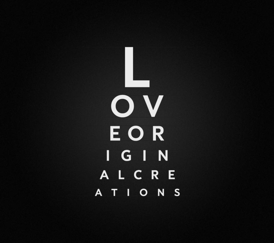 Love Typography para Sony Ericsson XPERIA PLAY