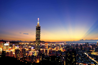 Taiwan, Taipei Background for Android, iPhone and iPad