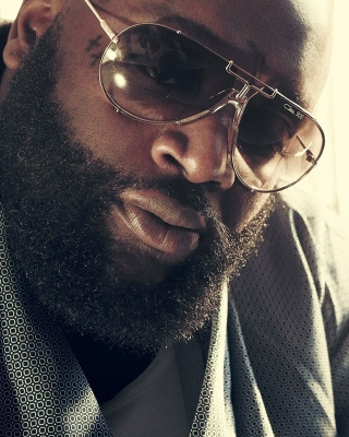 Rick Ross Wallpaper for Nokia C1-01