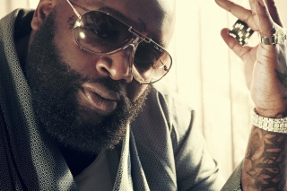 Rick Ross Background for Samsung Galaxy S5