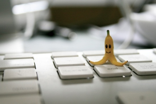 Funny Banana Wallpaper for Desktop 1280x720 HDTV