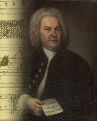 Johann Sebastian Bach Background for HTC Titan
