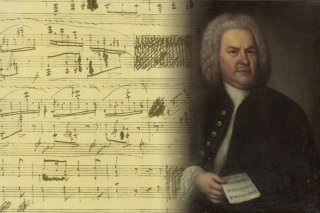 Johann Sebastian Bach Picture for Android, iPhone and iPad
