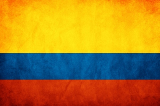 Colombian Flag Background for Android, iPhone and iPad