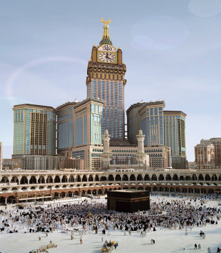 Makkah - Mecca Picture for 480x800