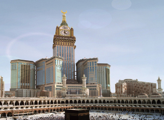 Makkah - Mecca Background for Android, iPhone and iPad
