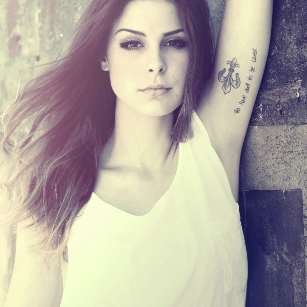 Screenshot №1 pro téma Lena Meyer Landrut German Singer 1024x1024