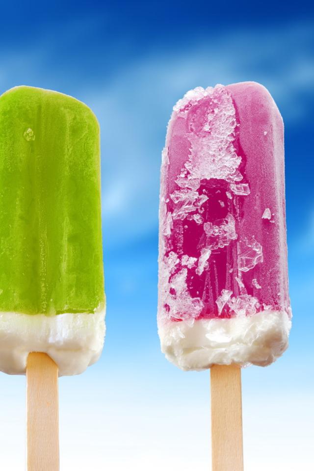 картинки мороженое на телефон предложении встретились два