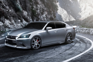 Lexus GS 350 F Sport Wallpaper for Motorola DROID