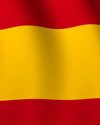 Free Spain Flag Picture for iPhone 6 Plus