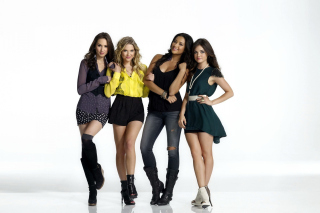 Pretty Little Liars TV Series Wallpaper for 480x400