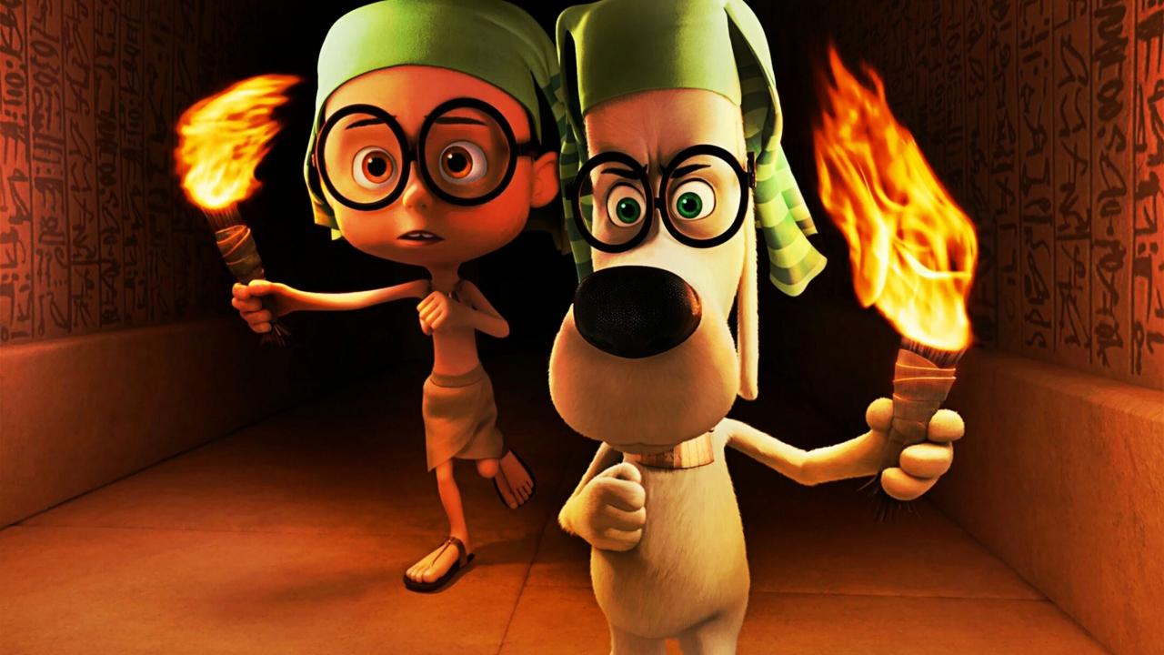 Mr. Peabody DreamWorks