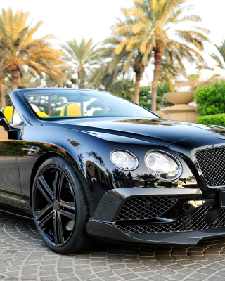 Bentley Continental GT sfondi gratuiti per iPhone 3G