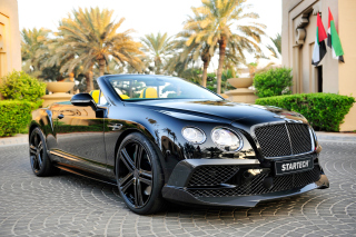 Bentley Continental GT Picture for Android, iPhone and iPad