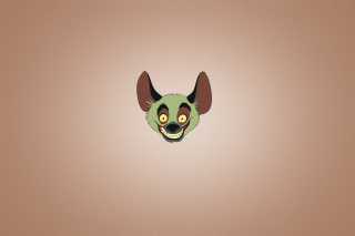 Free Hyena Smile - Lion King Picture for Android, iPhone and iPad