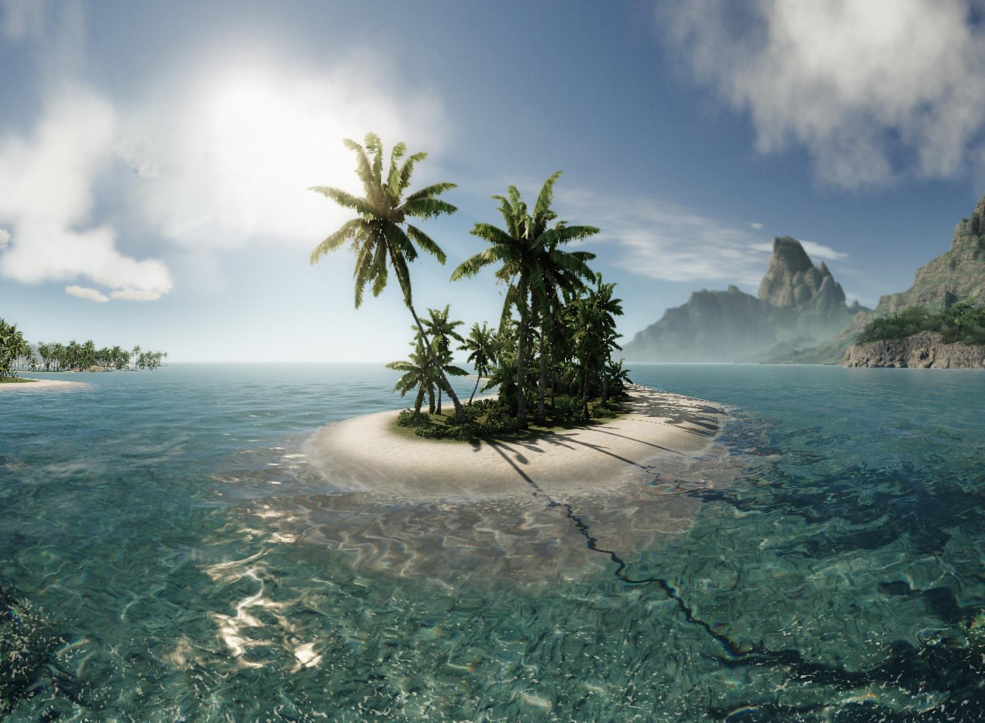 элементы острова картинки на аватарку горная вершина признана