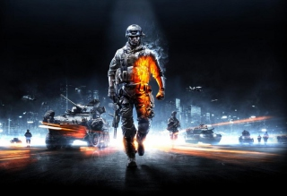 Battlefield 3 Background for Android, iPhone and iPad