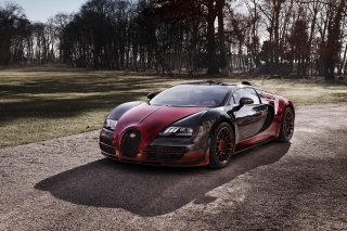 Bugatti Veyron Grand Sport Vitesse Wallpaper for Android, iPhone and iPad