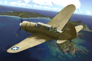 Free Curtiss A 25 Shrike Picture for Android, iPhone and iPad