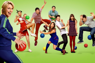 Glee TV Show Background for Android, iPhone and iPad