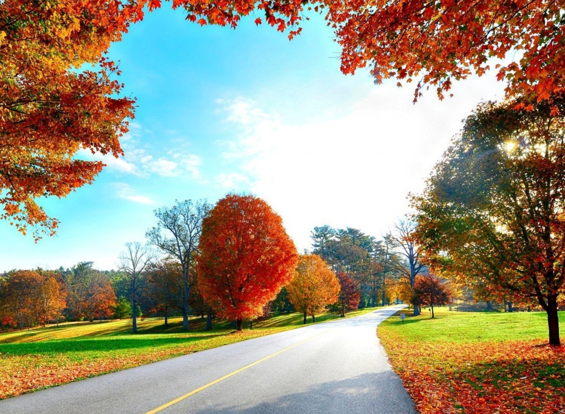 Поздравления, картинки про осень фото
