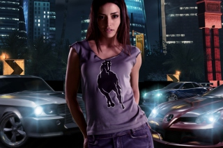 Free Need For Speed Carbon Picture for LG P700 Optimus L7
