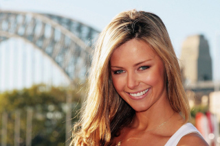 Jennifer Hawkins Wallpaper for Android, iPhone and iPad