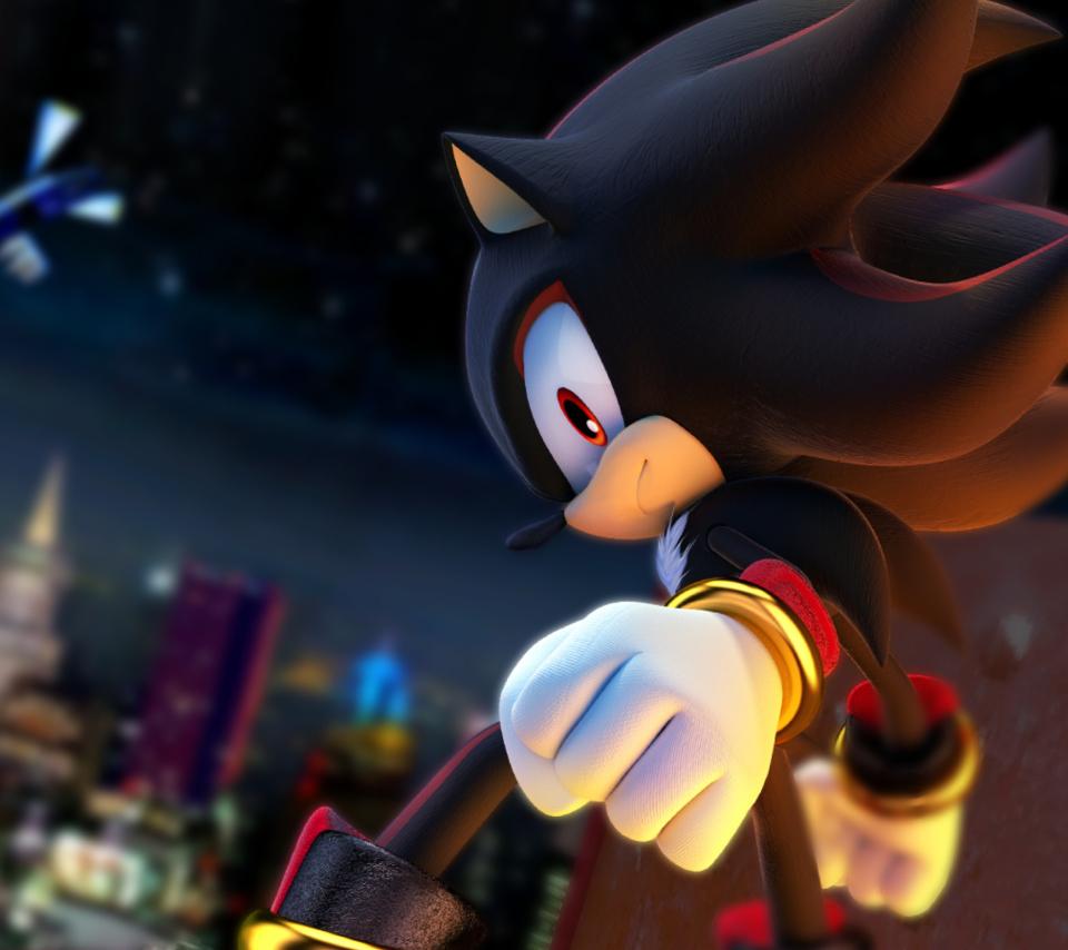 Super Sonic para Sony Ericsson XPERIA Neo V