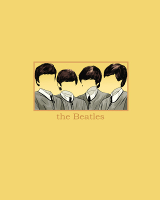 Обои The Beatles для телефона и на рабочий стол Nokia X3