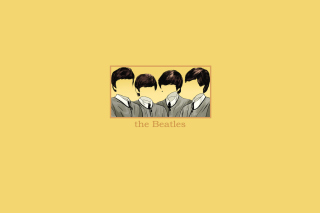 The Beatles Background for Android 720x1280