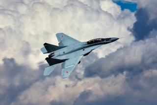 Mikoyan MiG 29 Wallpaper for Nokia XL