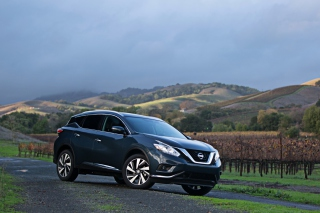 Nissan Murano 2015 sfondi gratuiti per cellulari Android, iPhone, iPad e desktop