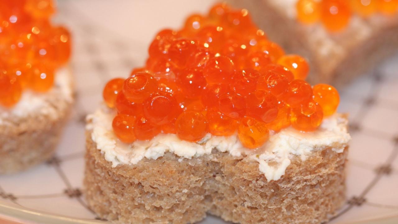 Wild Salmon Caviar