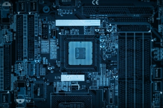 Motherboard Wallpaper for Fullscreen Desktop 1024x768
