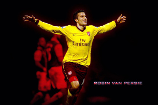 Robin van Persie Picture for Android, iPhone and iPad