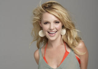 Free Katherine Heigl Hot Attitude Picture for Android, iPhone and iPad