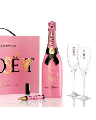 Moet Chandon Champagne Wallpaper for 240x320
