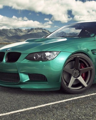 Free BMW M3 E92 Tuning Picture for Nokia Asha 311