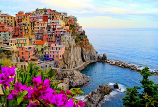 Monterosso Al Mare Italy Wallpaper for Android, iPhone and iPad
