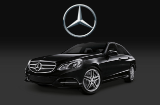 Mercedes S-Class Background for 1080x960